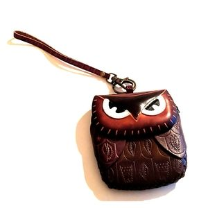 Accessories - OWL COIN POUCH